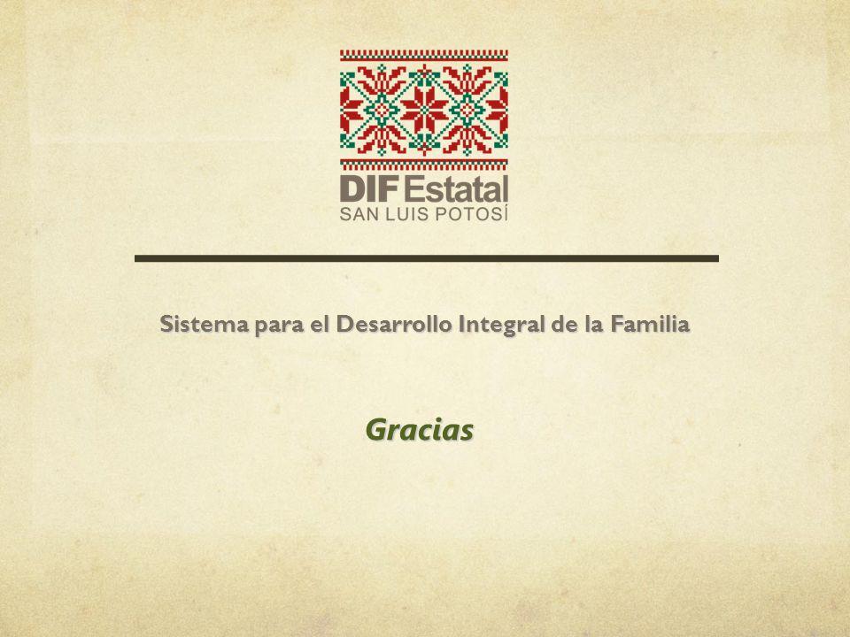 Sistema para el Desarrollo Integral de la Familia Gracias
