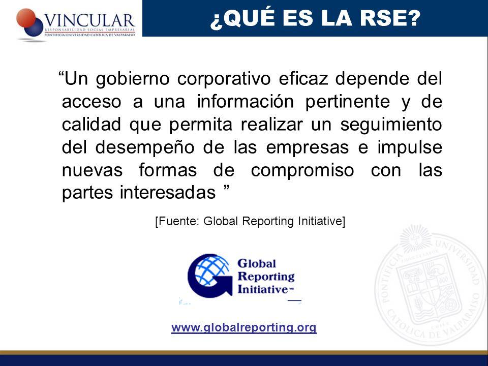 Un gobierno corporativo eficaz depende del acceso a una información pertinente y de calidad que permita realizar un seguimiento del desempeño de las e