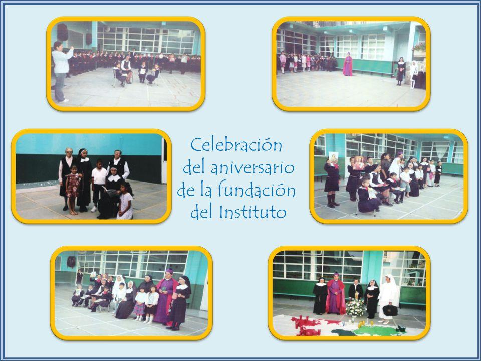 Celebración del aniversario de la fundación del Instituto