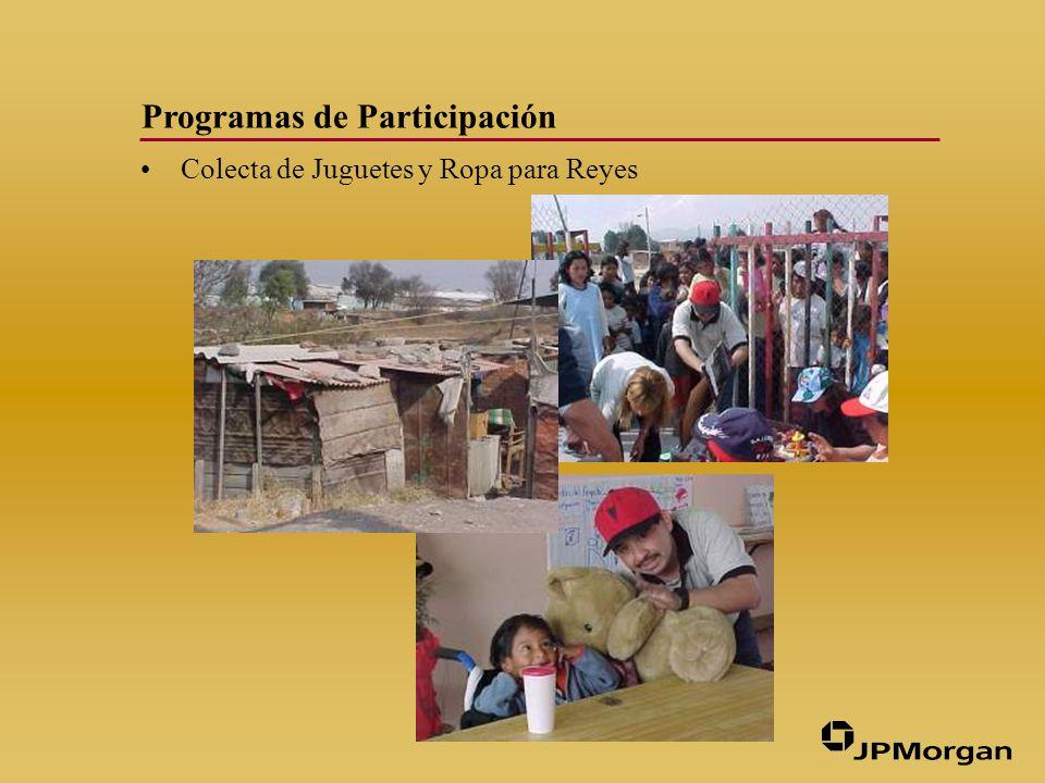 Programas de Participación Día Mundial de Servicio a la Comunidad