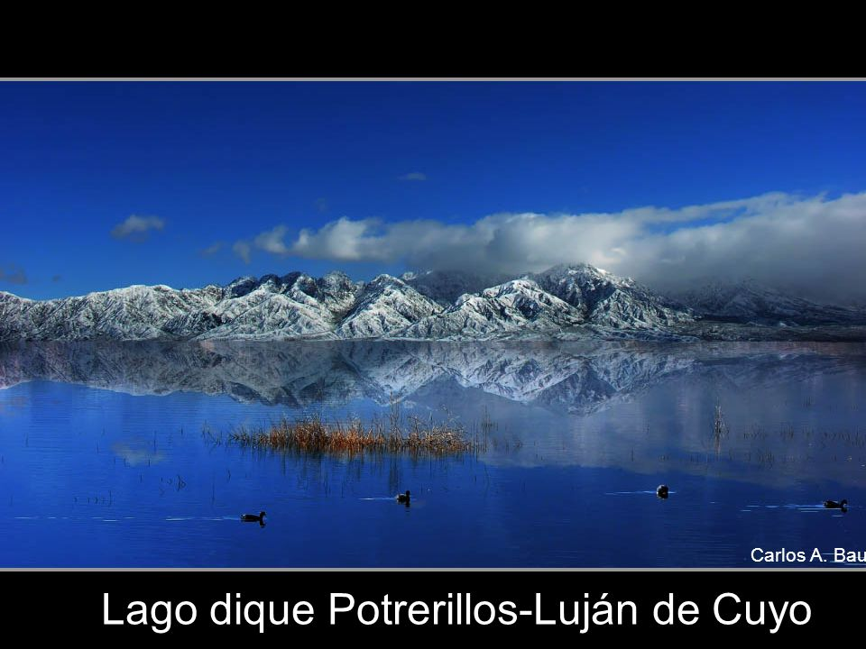 Carlos A. Bau Potrerillos-Luján de Cuyo