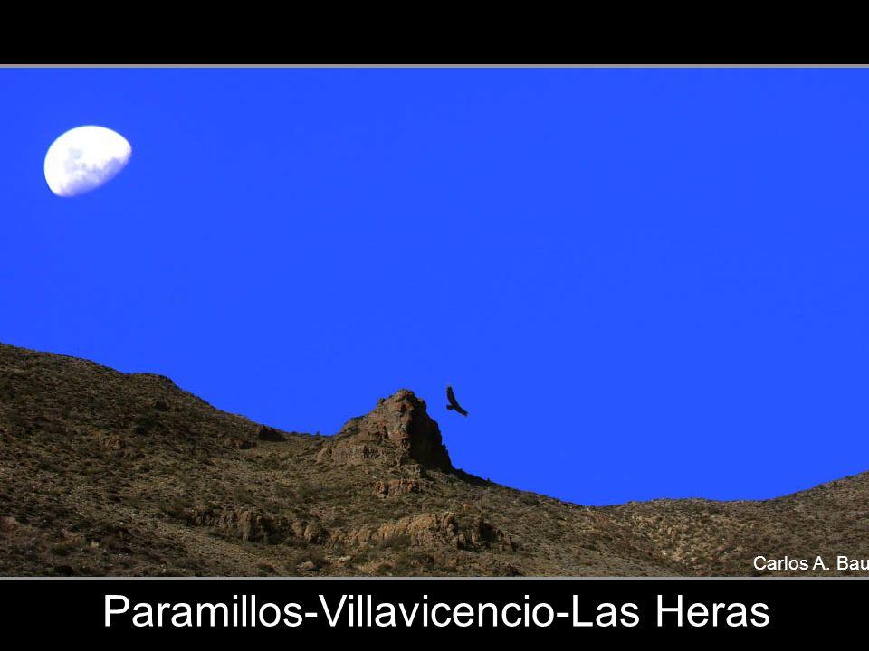 Carlos A. Bau Lago dique Potrerillos-Luján de Cuyo
