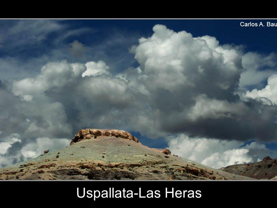 Carlos A. Bau Puente del Inca-Las Heras