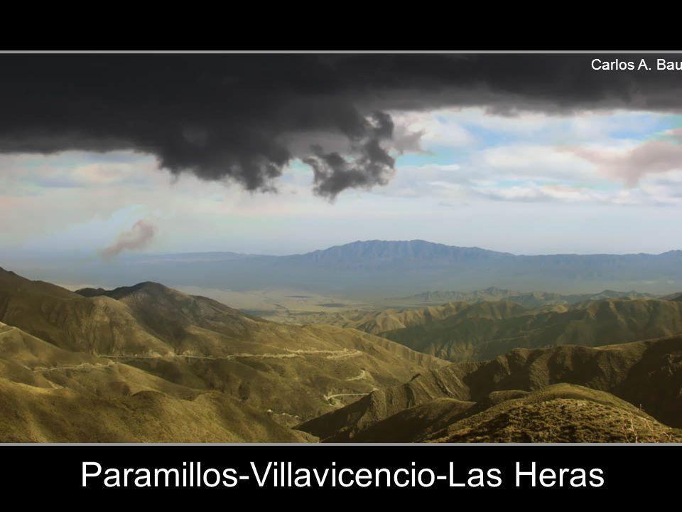 Carlos A. Bau Uspallata-Las Heras
