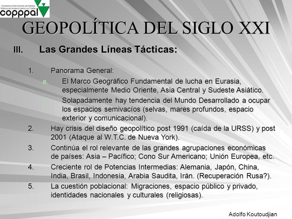Adolfo Koutoudjian SITUACIÓN GEOPOLÍTICA Y ESTRATÉGICA DE LATINOAMÉRICA Y EL CARIBE 2008 Mercosur: Desaceleración económica y rediscusión política.