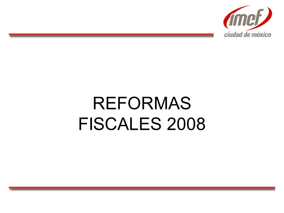 C.P.C.Carlos Cárdenas G. Presidente del Comité Nacional de Estudios Fiscales del IMEF.