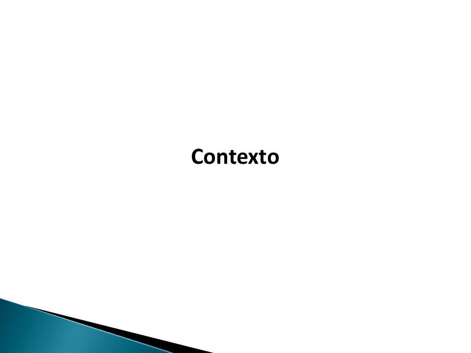 Haga clic para modificar el estilo de texto del patrón Contexto