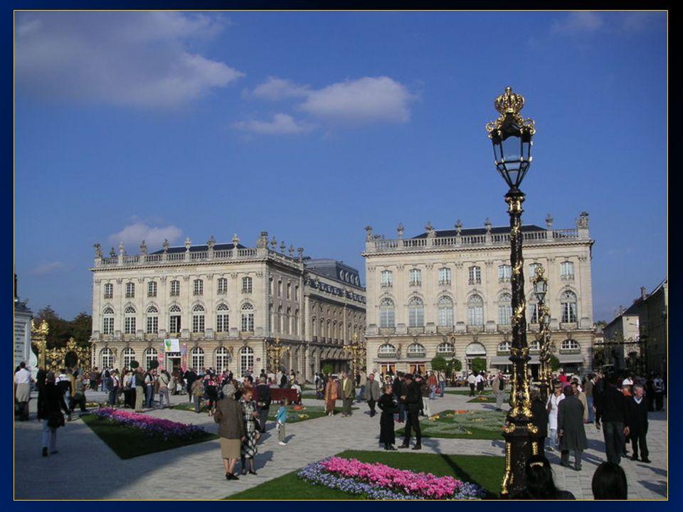 Place Stanislas Nancy France Hacer click para continuar