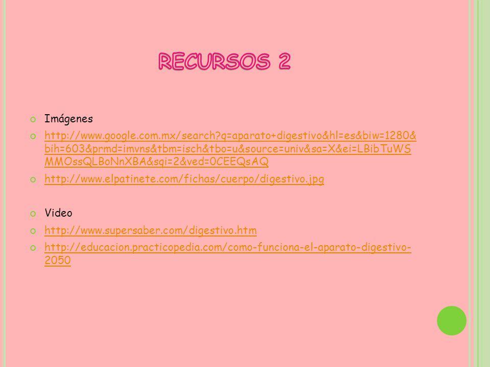 Imágenes http://www.google.com.mx/search?q=aparato+digestivo&hl=es&biw=1280& bih=603&prmd=imvns&tbm=isch&tbo=u&source=univ&sa=X&ei=LBibTuWS MMOssQLBoN