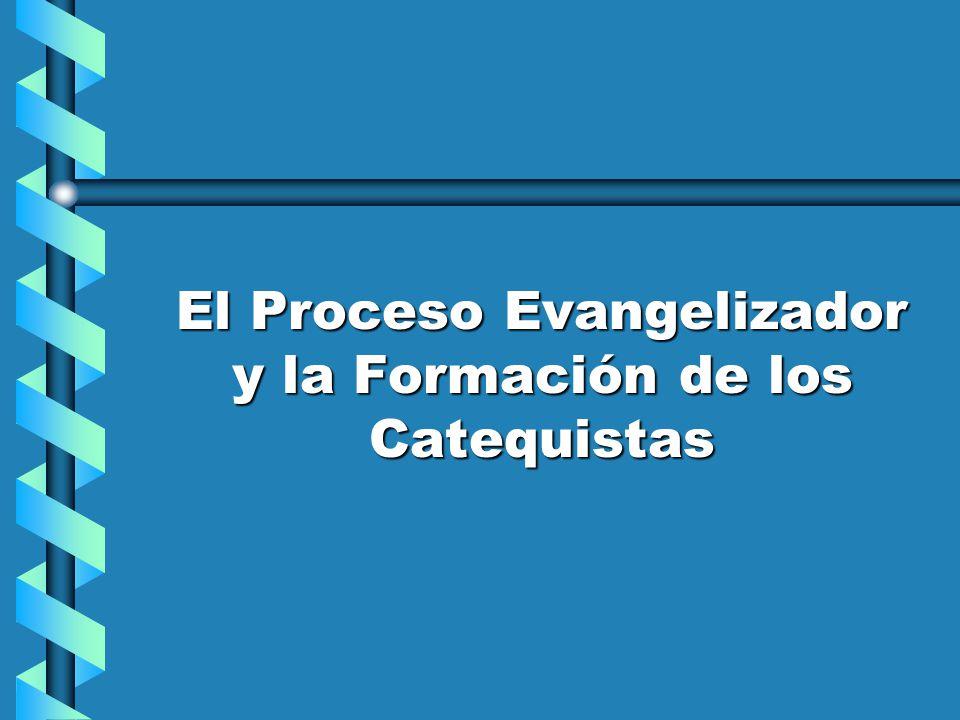 Formación de Catequistas OBJETIVO: Acompañar e impulsar la Formación del Catequista en todas sus Etapas, para que pueda dar un servicio más cualificad