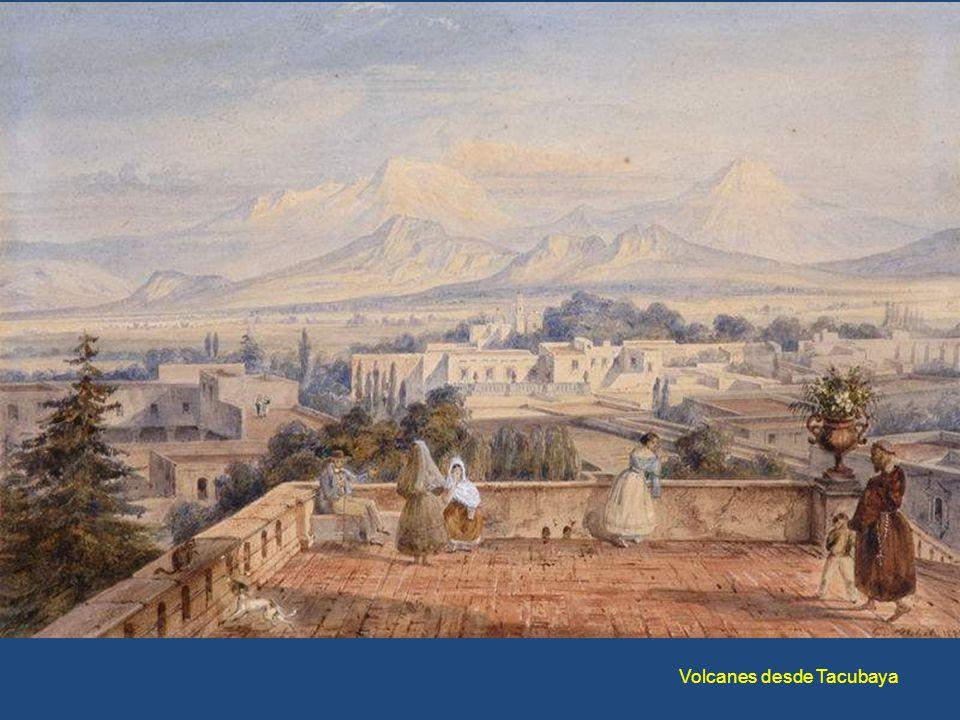 Vista de México