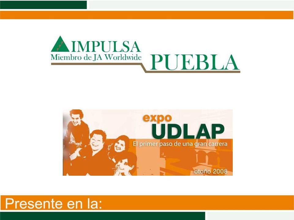 EL pasado 18 de Octubre se realizo la Expo UDLAP Otoño 2008, en las instalaciones de la Universidad de las Américas Puebla, con el lema: El Primer paso de una gran carrera, VEN, CONOCE Y DIVIÉRTETE.