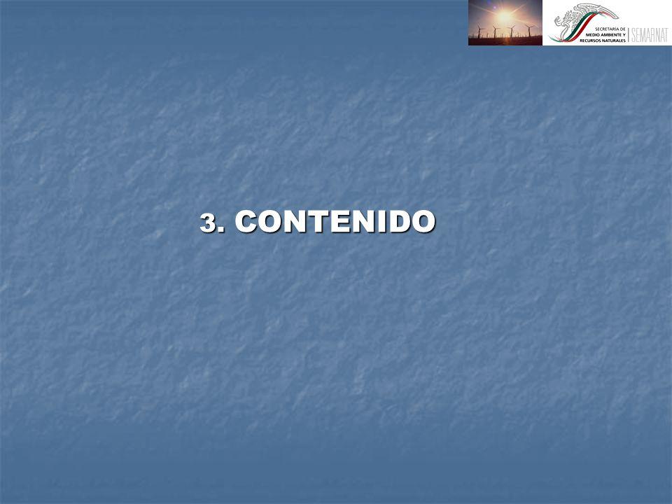 3. CONTENIDO