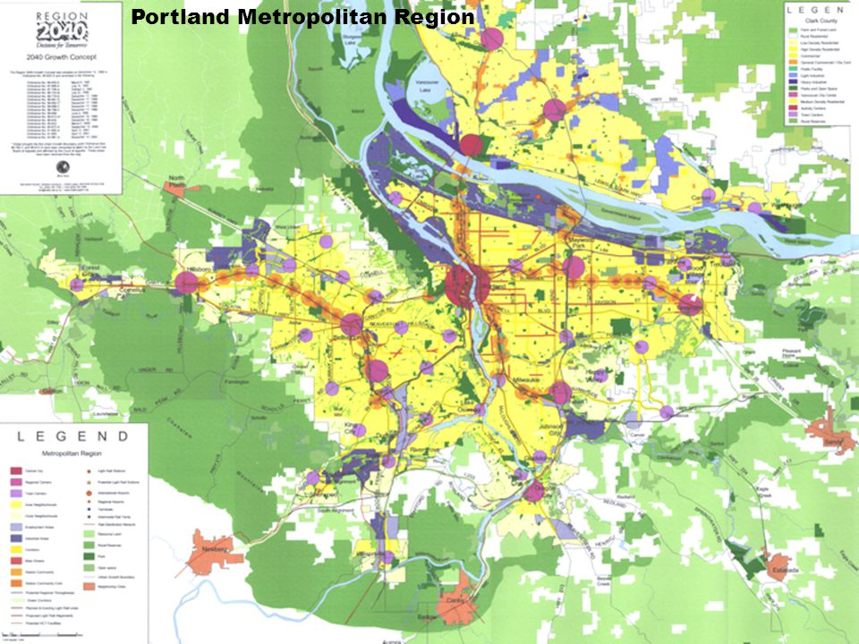 Portland Metropolitan Region