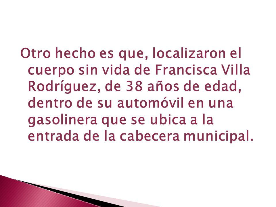 El ataque ocurrió el jueves 12 de mayo aproximadamente a las 17:30 horas en el interior de un templo ubicado en las calles Adolfo López Mateos y Francisco Sarabia, donde se localizaron los cuerpos sin vida.