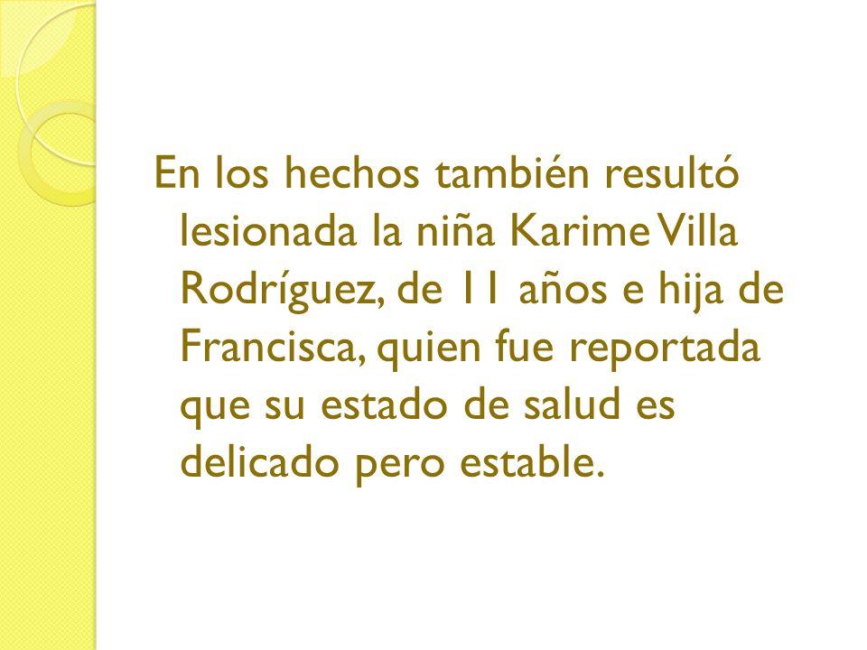Otro hecho es que, localizaron el cuerpo sin vida de Francisca Villa Rodríguez, de 38 años de edad, dentro de su automóvil en una gasolinera que se ubica a la entrada de la cabecera municipal.
