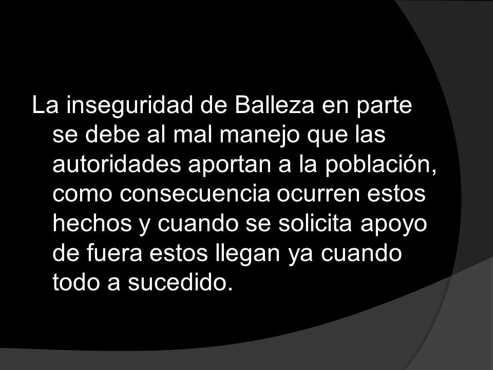 En los hechos también resultó lesionada la niña Karime Villa Rodríguez, de 11 años e hija de Francisca, quien fue reportada que su estado de salud es delicado pero estable.