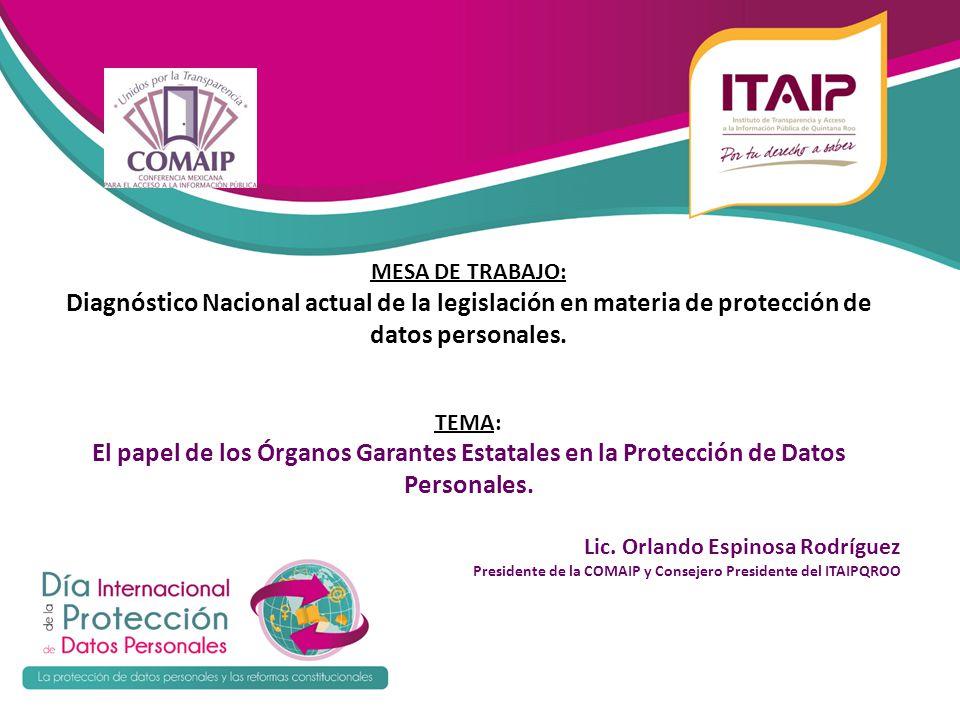 Encuesta Nacional de Protección de Datos Personales: IFAI 2012 Datos personales que más preocupan dar a los mexicanos y que se divulguen: 1.