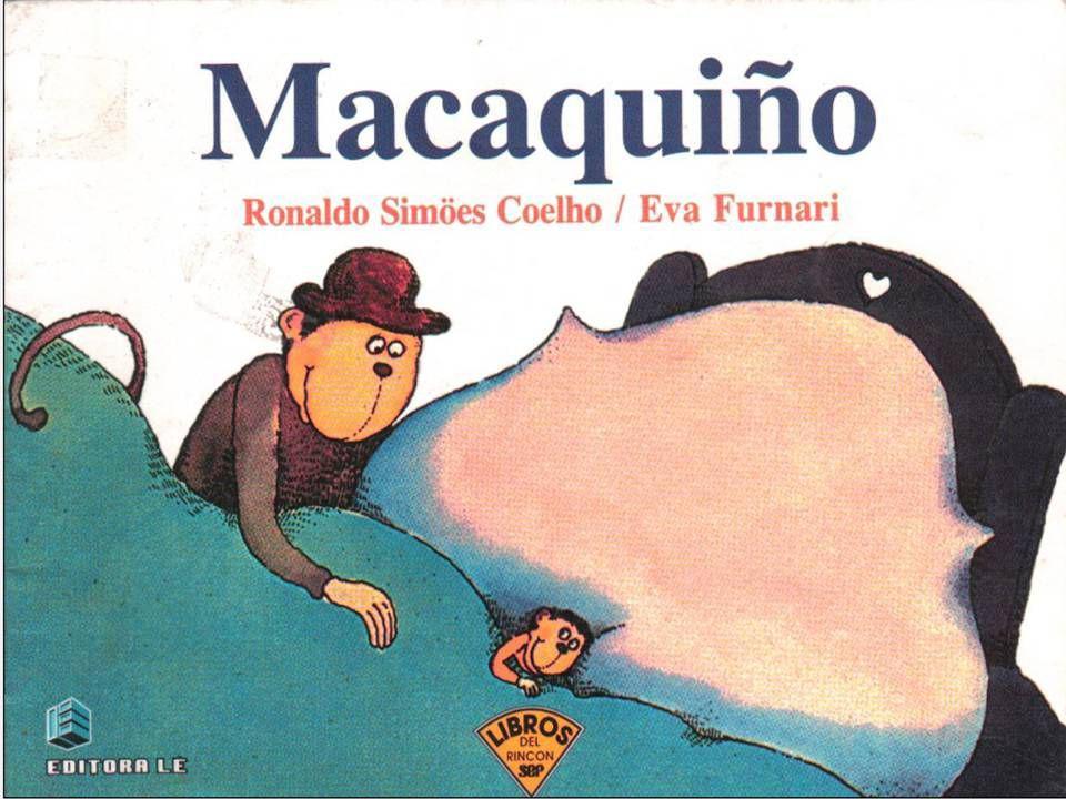 Su papá tenía la solución para todo, pero Macaquiño siempre regresaba a la gran cama con él.