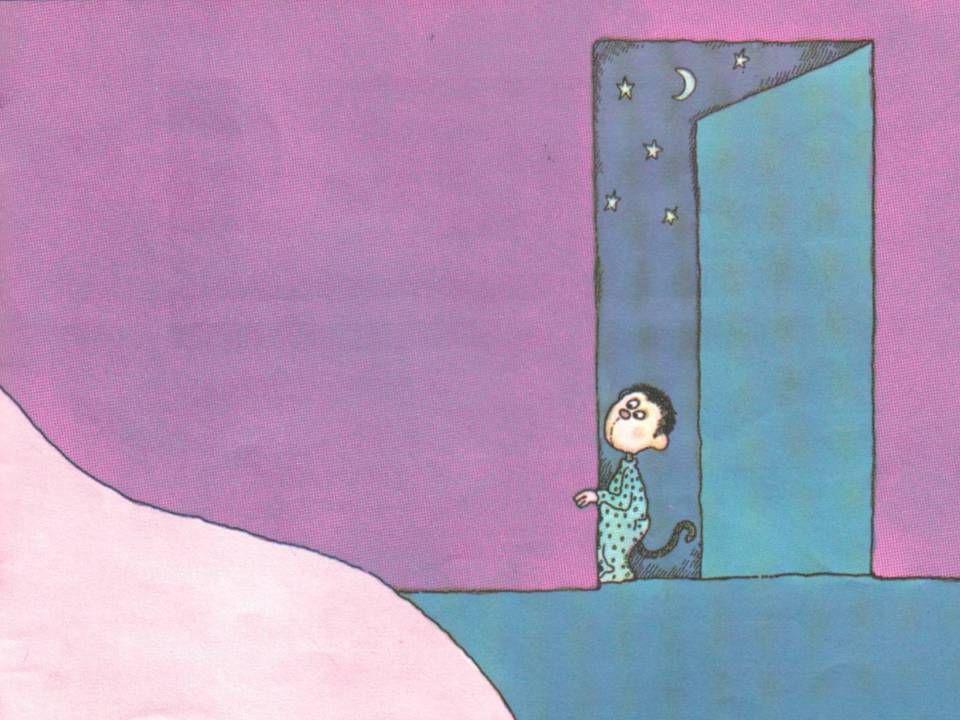 Pero en pocos días, Macaquiño ya estaba de nuevo en la cama de su papá. Y cuando le preguntaba por qué lo hacía, un día contestaba que tenía ganas de