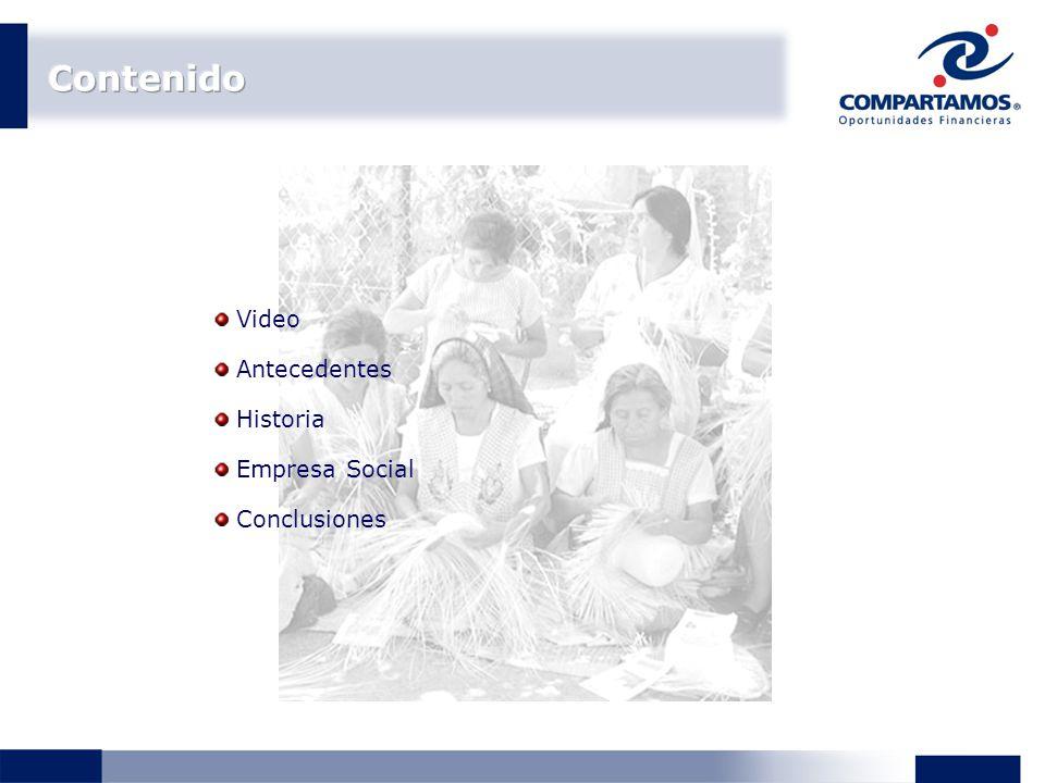 Video Antecedentes Historia Empresa Social Conclusiones