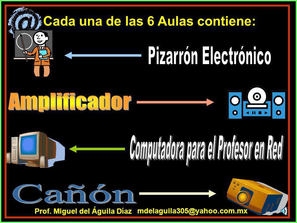 NUESTRO PLANTEL DENTRO DEL PROYECTO SEC21 ESTA EQUIPADO DE LA SIGUIENTE MANERA: 6 Aulas con Pizarrón Electrónico. 2 Laboratorios de Matemáticas. 1 Lab