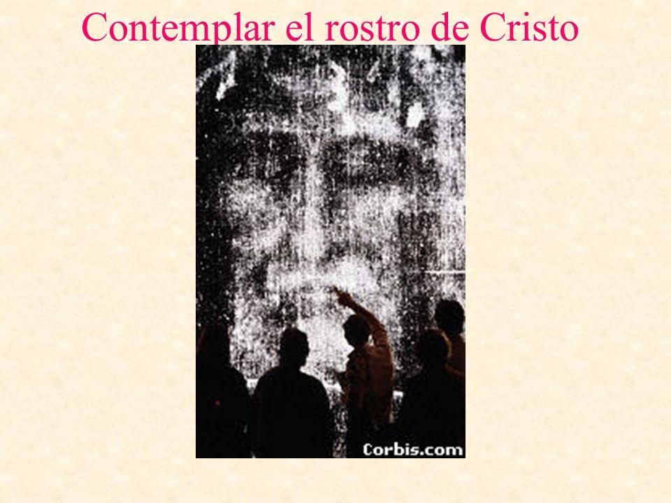 Contemplar el rostro de Cristo