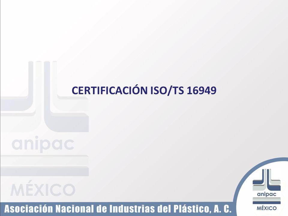 PROPÓSITO Es el desarrollo de un sistema de gestión de calidad con el objetivo de una mejora continua enfatizando en la prevención de errores y en la reducción de deshechos de la fase de producción.