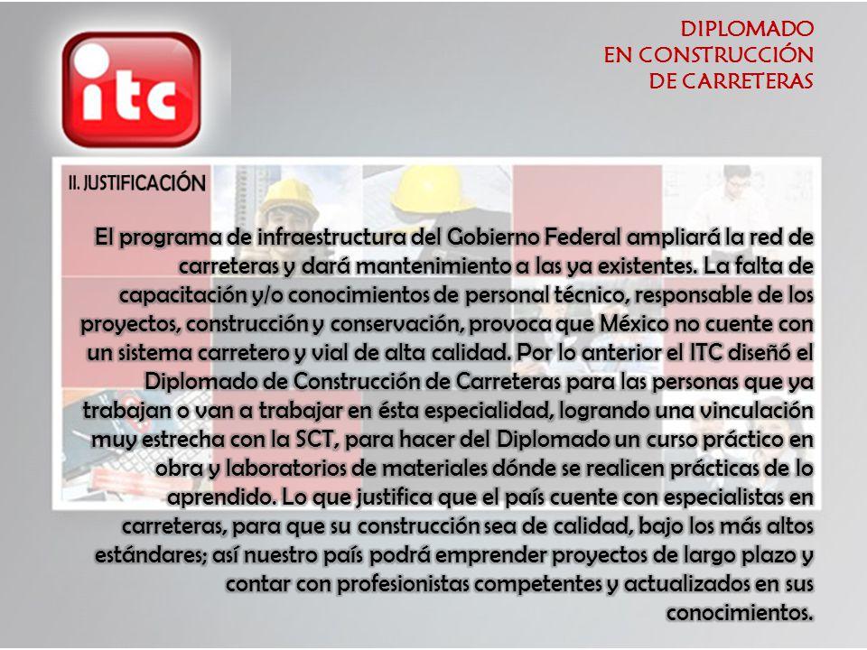 DIPLOMADO EN CONSTRUCCIÓN DE CARRETERAS NORMAS Y ESPECIFICACIONES PARA CAMINOS Y VIALIDADES TEMAS: Normatividad de la obra pública federal.
