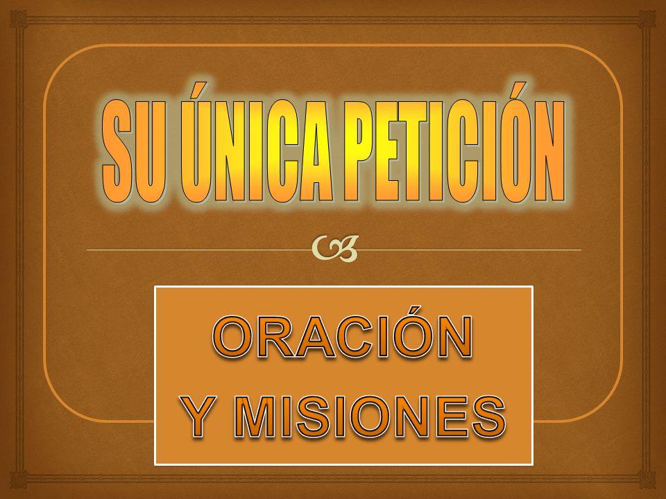 Abrirá los países cerrados al evangelio.Protección a misioneros de peligros.