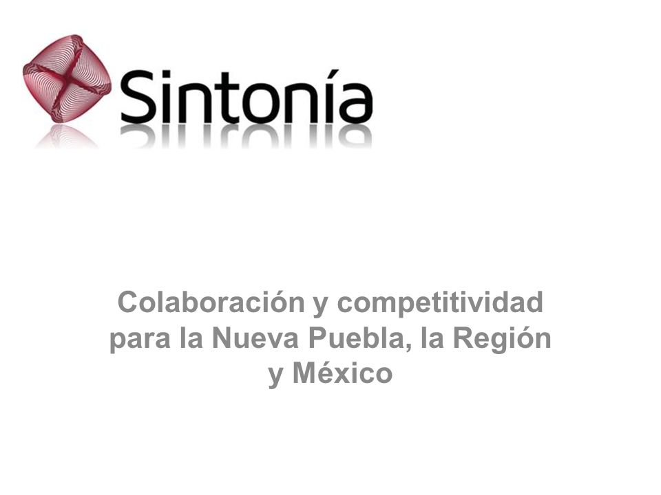 Es una propuesta de trabajo colaborativo para impulsar la productividad, con el fin de incrementar la competitividad y el desarrollo económico y social sostenible de Puebla, de la región y de México, en un modelo tetrahélice armonizado.