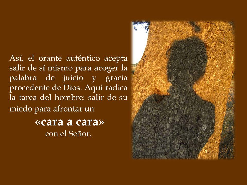 En consecuencia, para rezar el hombre debe renacer del Espíritu, ser enriquecido, sostenido y conducido por él, de quien le viene la capacidad de orar