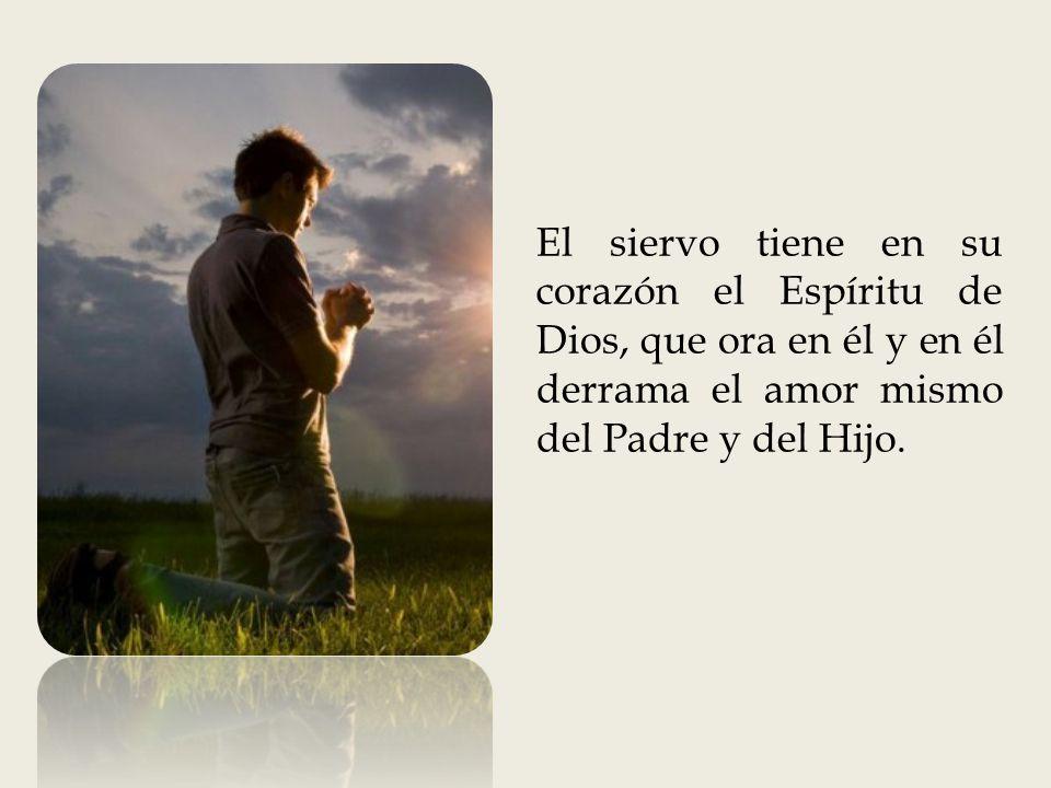 El que se sabe llamado, el que ha oído de verdad la Palabra dará la respuesta del siervo: Hágase en mí según tu palabra.