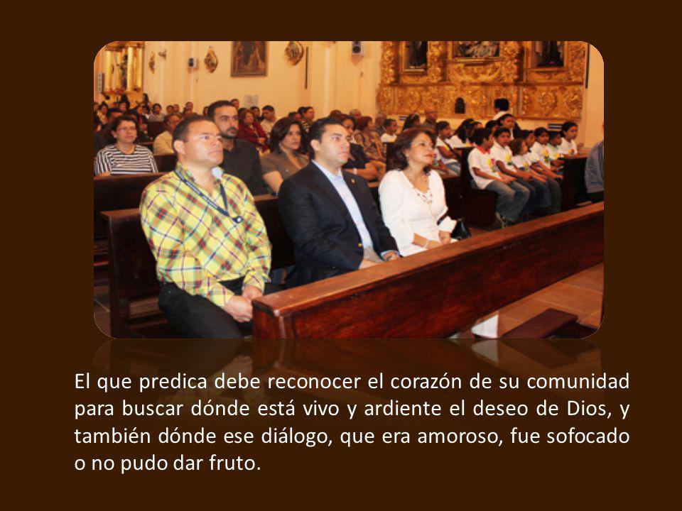 La homilía es la piedra de toque para evaluar la cercanía y la capacidad de encuentro de un Pastor con su pueblo.
