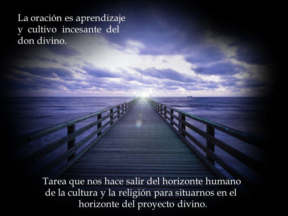 Sólo él nos introduce en la comunión trinitaria y en las relaciones de la nueva humanidad creada en Cristo.