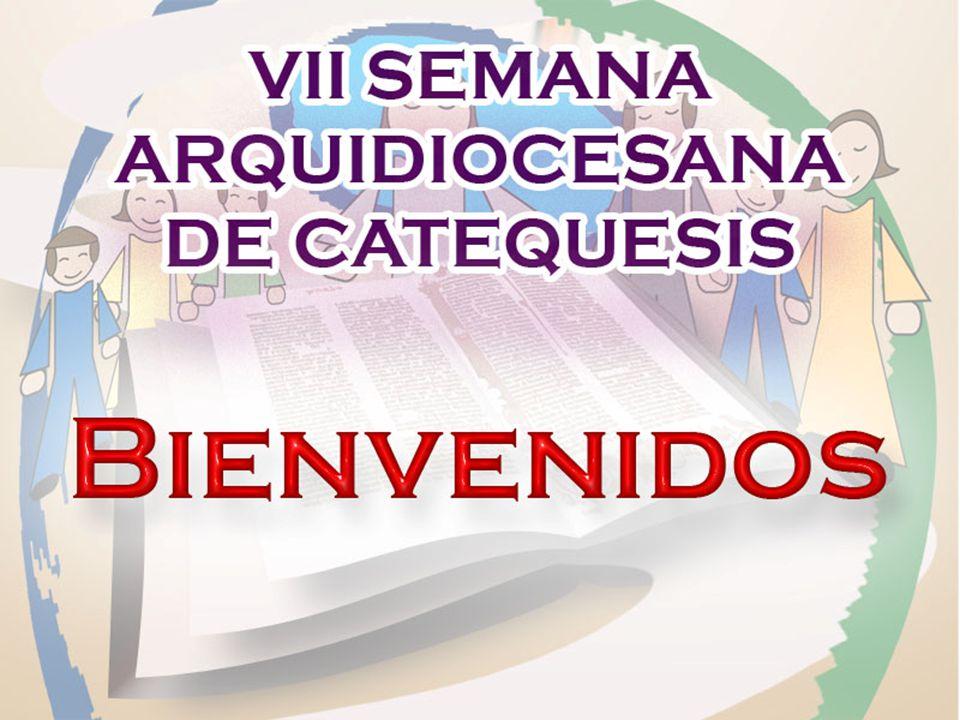 Objetivo General Continuar fortaleciendo el proceso de formación de los catequistas, a la luz del Documento de Aparecida y del proyecto pastoral arquidiocesano, con miras a la institución del ministerio de la catequesis.