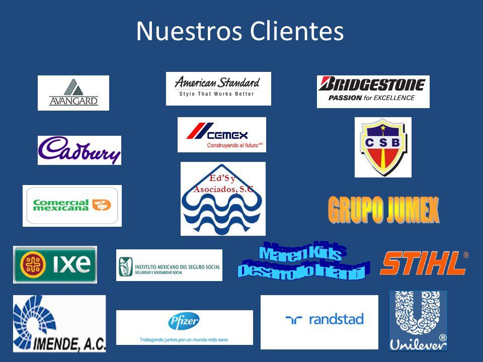 Nuestros Clientes Ed'S y Asociados, S.C