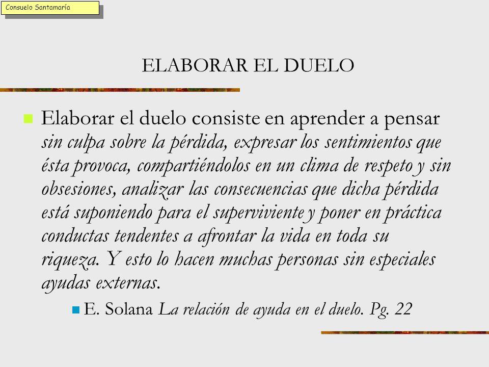 FISONOMÍA DEL DUELO ¿CUÁNTO DURA.
