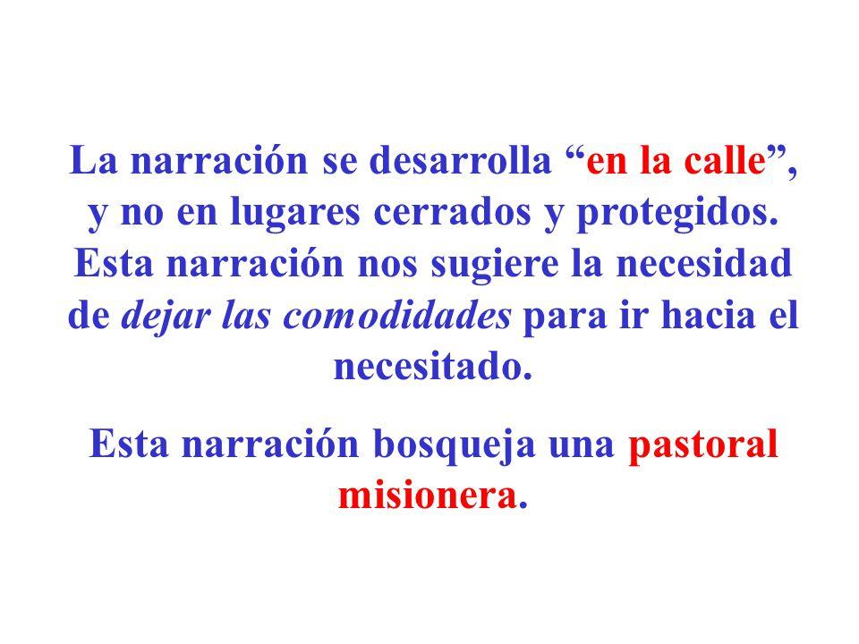 Para que una Pastoral sea misional, algunos elementos no pueden faltar: - La proclamación del evangelio como testimonio eclesial comunitario; - El diálogo; - La inculturación (para hombres concretos, que viven, trabajan y se relacionan en una cultura particular); - La promoción y la liberación humana de toda esclavitud (social y también espiritual – el pecado).