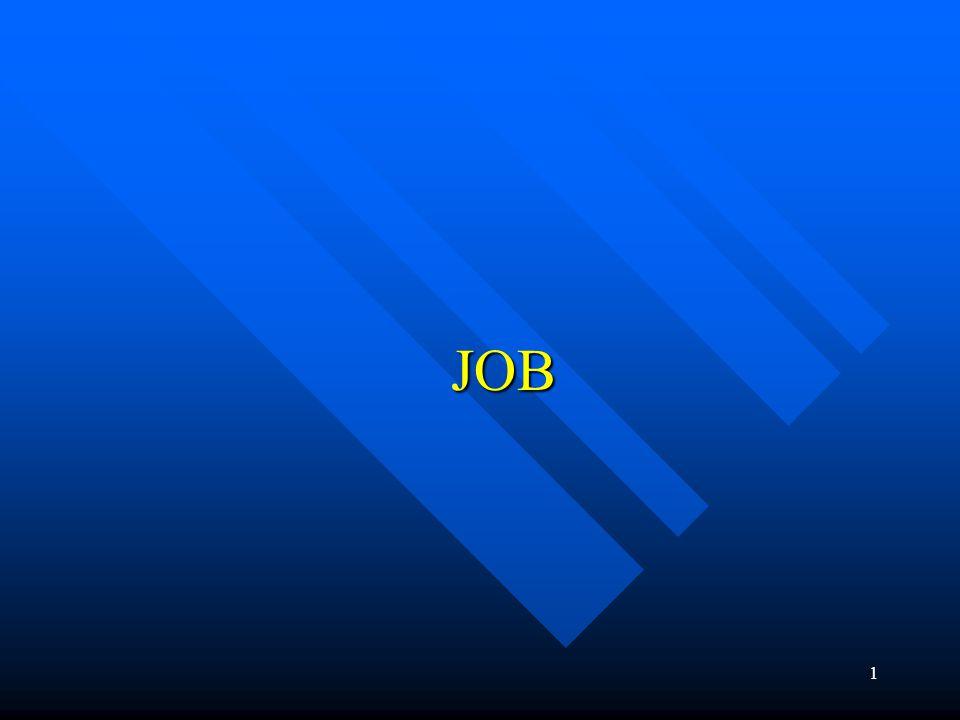1 JOB JOB