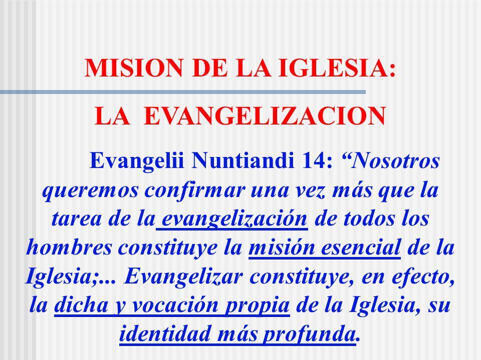 ANUNCIO para que CONOZCAMOS a Jesús CELEBRACIÓN para que ENCONTREMOS a Jesús TESTIMONIO para que VIVAMOS la vida nueva de Jesús