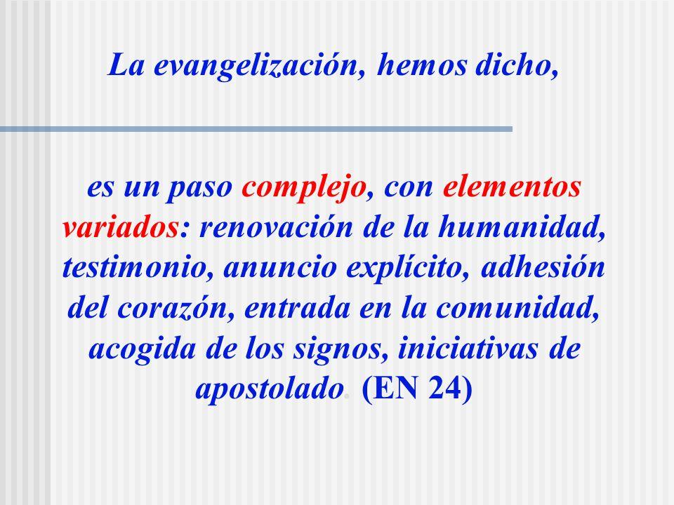 Ella existe para evangelizar, es decir, para predicar y enseñar, ser canal del don de la gracia, reconciliar a los pecadores con Dios, perpetuar el sacrificio de Cristo en la santa Misa, memorial de su muerte y resurrección gloriosa.