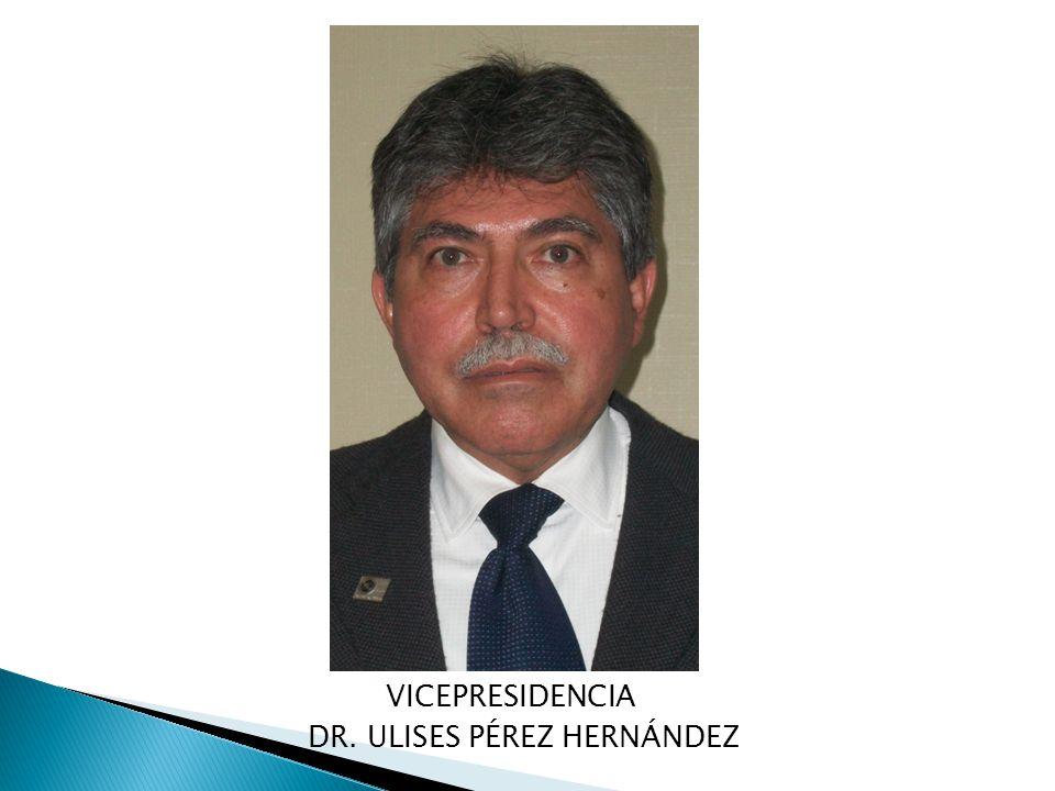 VICEPRESIDENCIA DR. ULISES PÉREZ HERNÁNDEZ