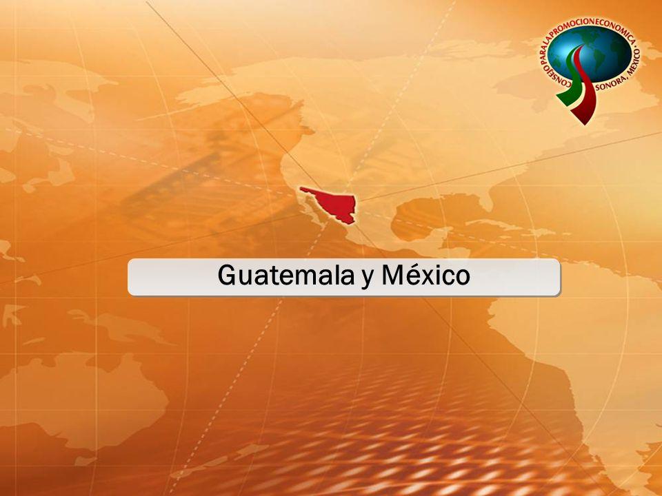Guatemala y México