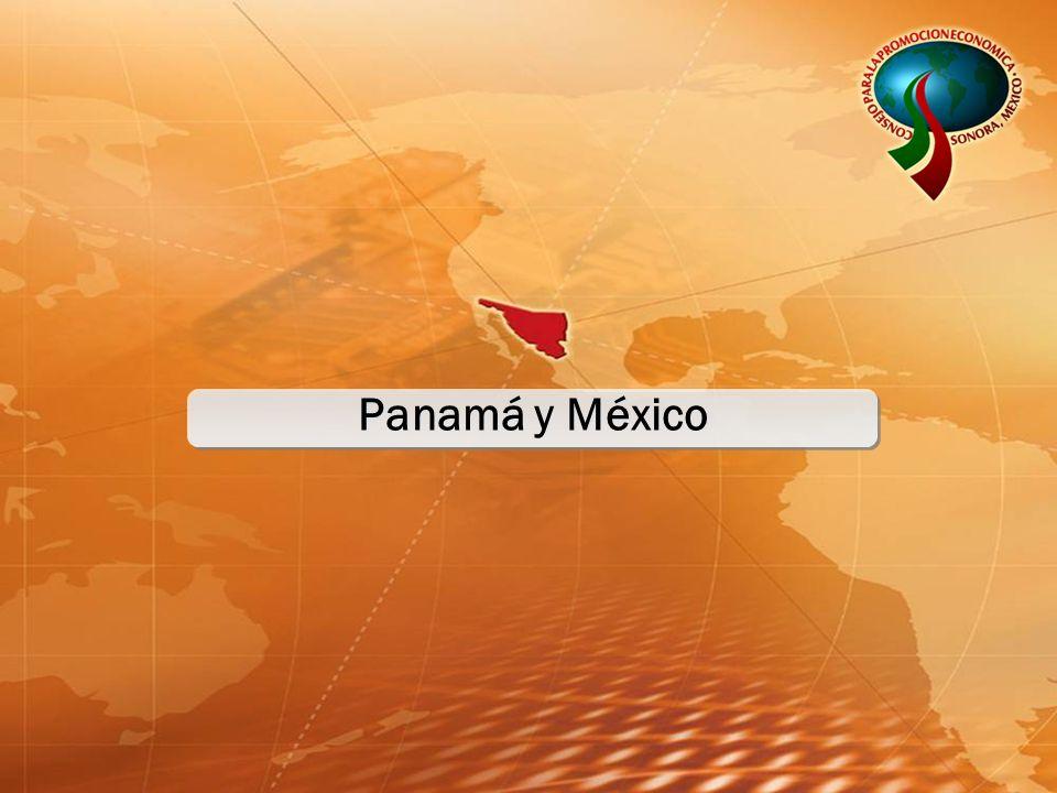 Panamá y México