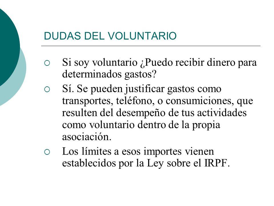 DUDAS DEL VOLUNTARIO La entidad con la que colaboro me ha pedido que firme un documento que especifica mi compromiso como voluntario ¿Es eso un contra