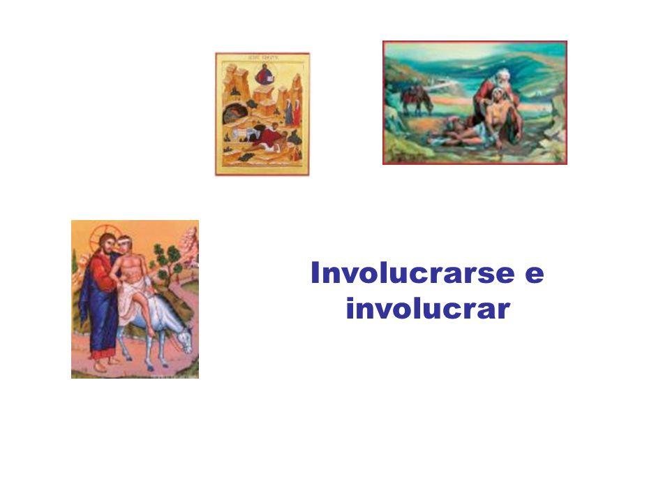 Involucrarse e involucrar