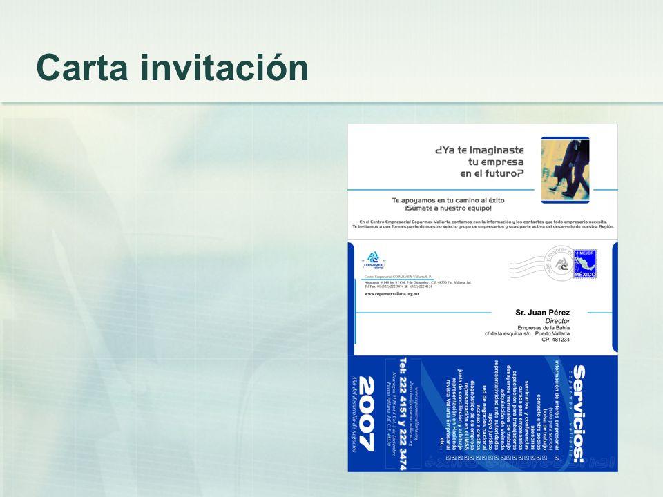 Visita Presentación de la persona Presentación del CE Introducción Invitación y cierre