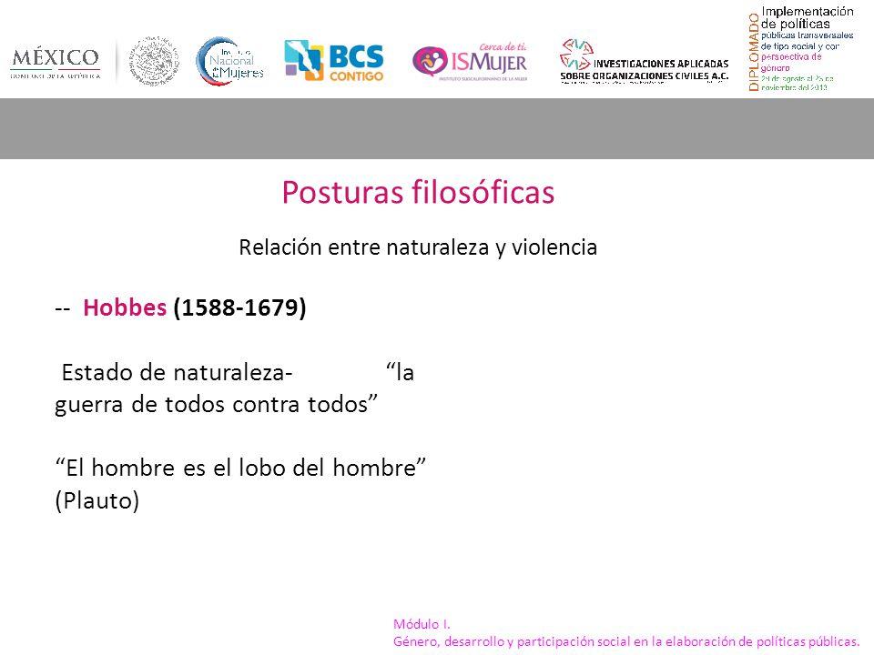 Módulo I. Género, desarrollo y participación social en la elaboración de políticas públicas. Física