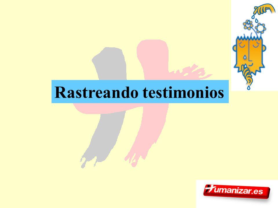 117 Rastreando testimonios